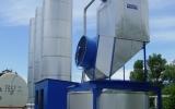 Эксплуатация вентиляторных градирен
