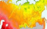 Расчетные параметры атмосферного воздуха